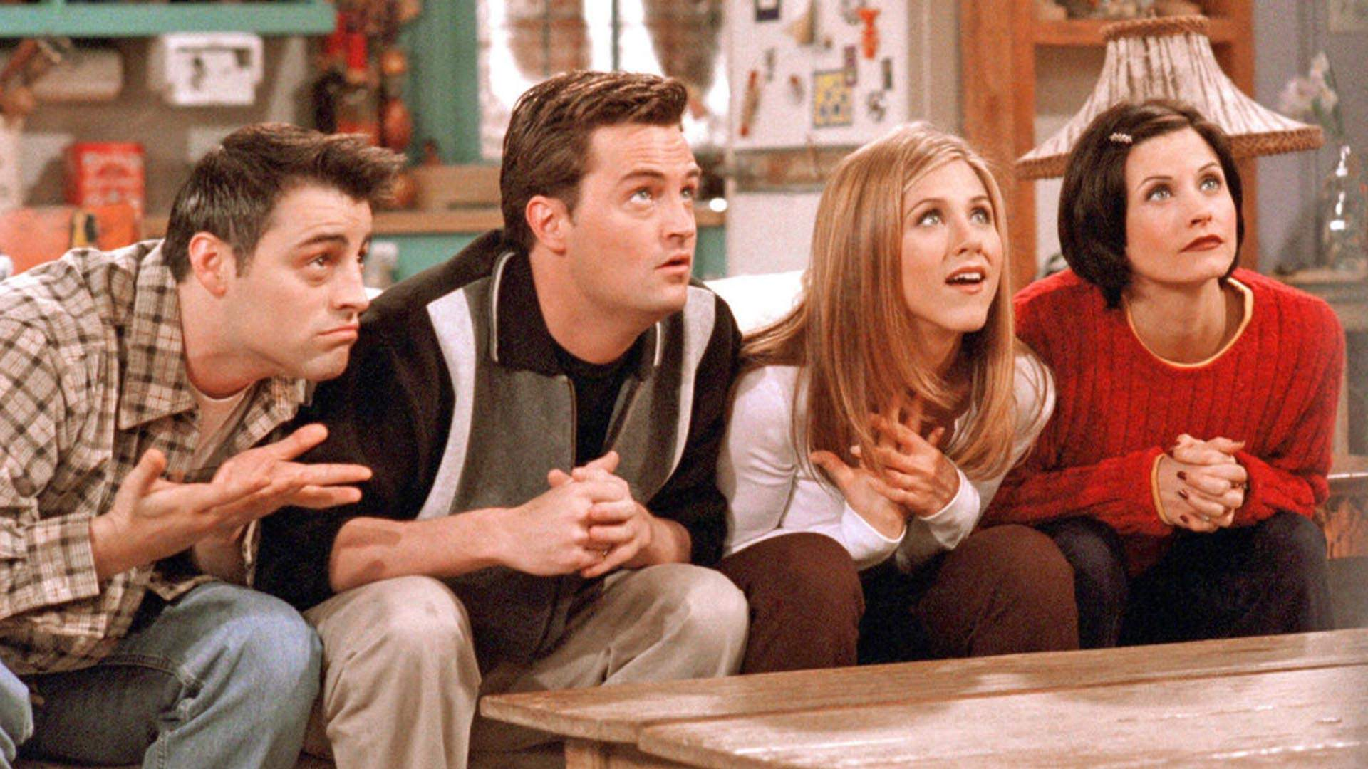 It Looks Like 'Friends' Could Be Heading Back to Your TV Screen for a Reunion Special