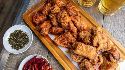 Gami Is Giving Away Its New Extra-Spicy Fried Chicken at All Its Aussie Stores Today