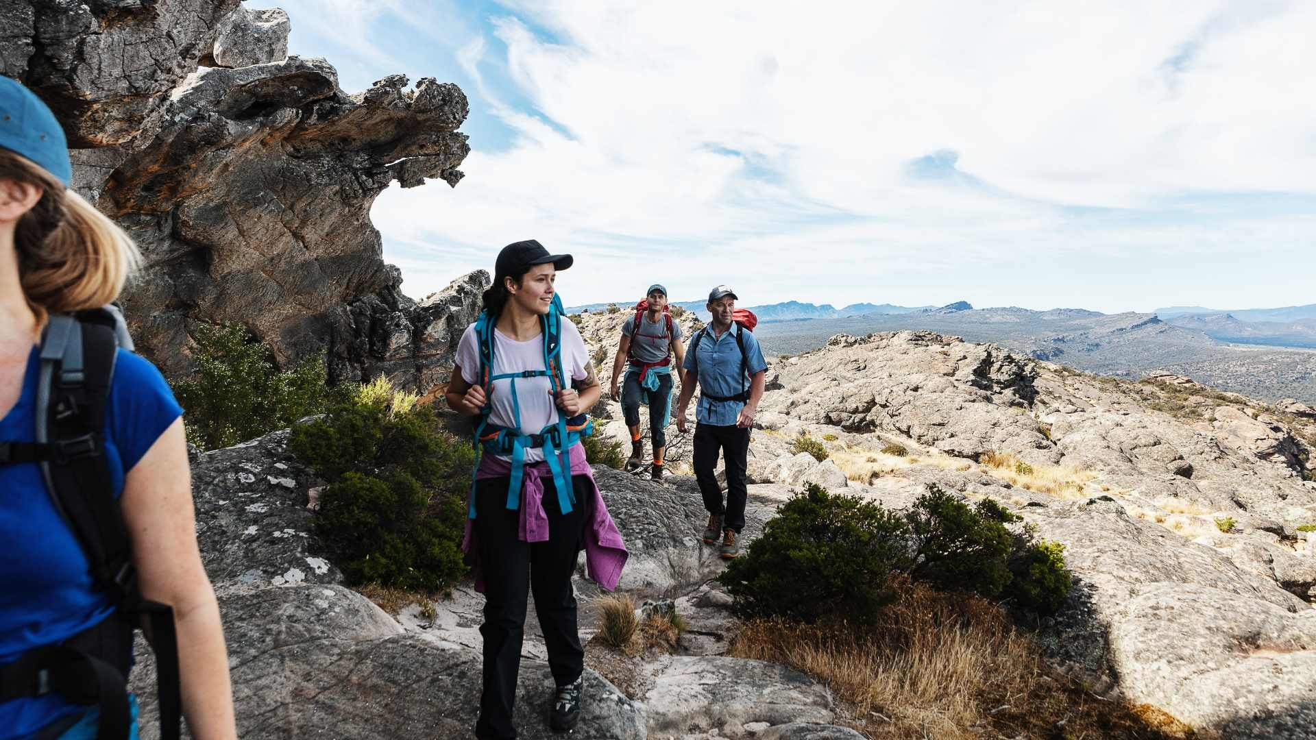 The Grampians Is Getting an Epic New 160-Kilometre Multi-Day Walking Trail