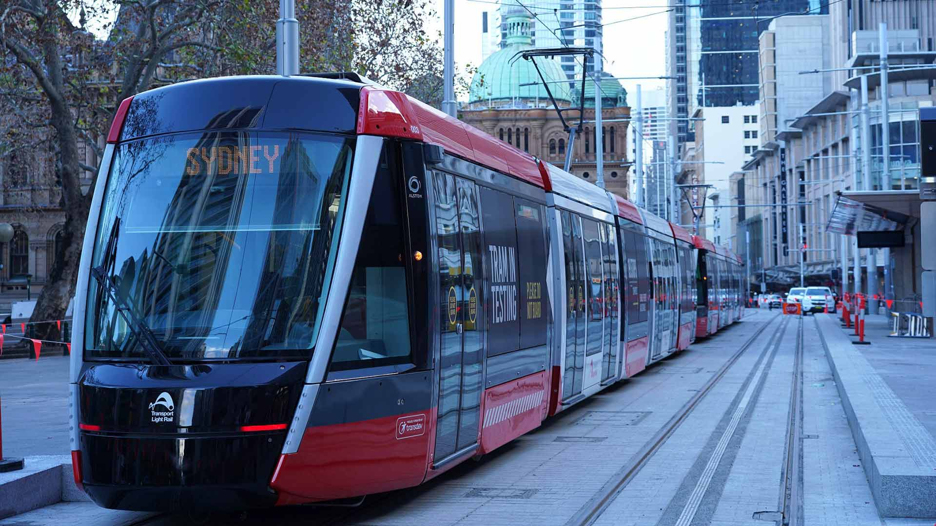 The South East Light Rail Will Be Up and Running by the End of 2019 (Supposedly)