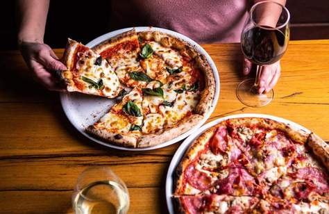 $20 All-You-Can-Eat Pizza Wednesdays