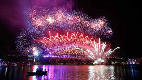 The Sydney Opera House Is Throwing a Luxe Private New Year's Eve Party — and Tickets Are Just $10
