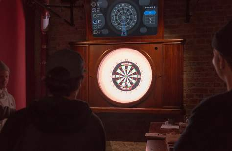 Oche Is Fortitude Valley's Soon-to-Open Two-Storey Electronic Darts Bar