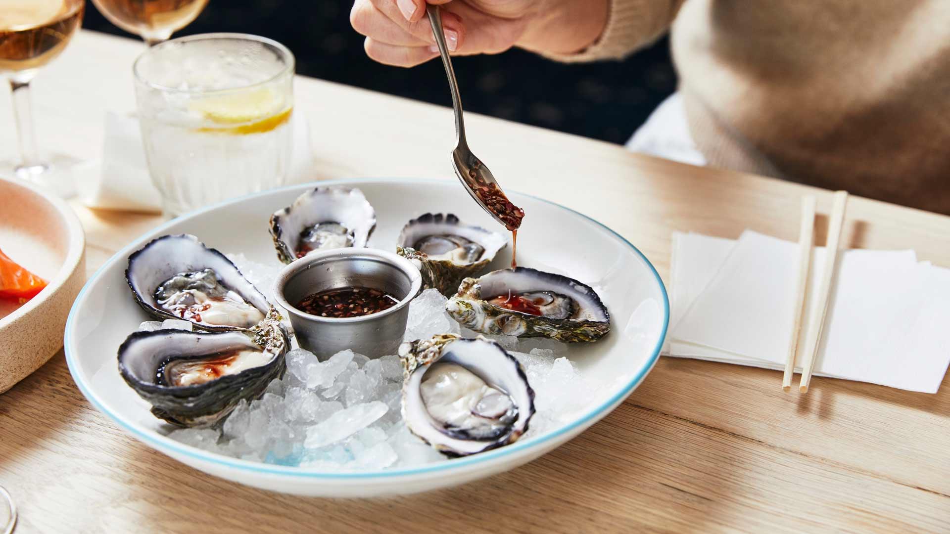 Opera Bar $1 Oysters