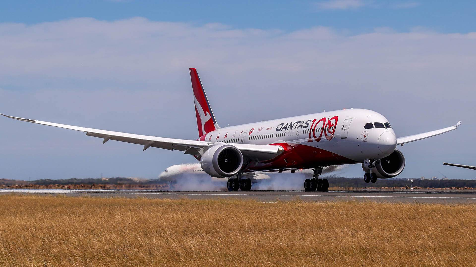 Qantas Has Just Trialled a Non-Stop Flight from London to Sydney
