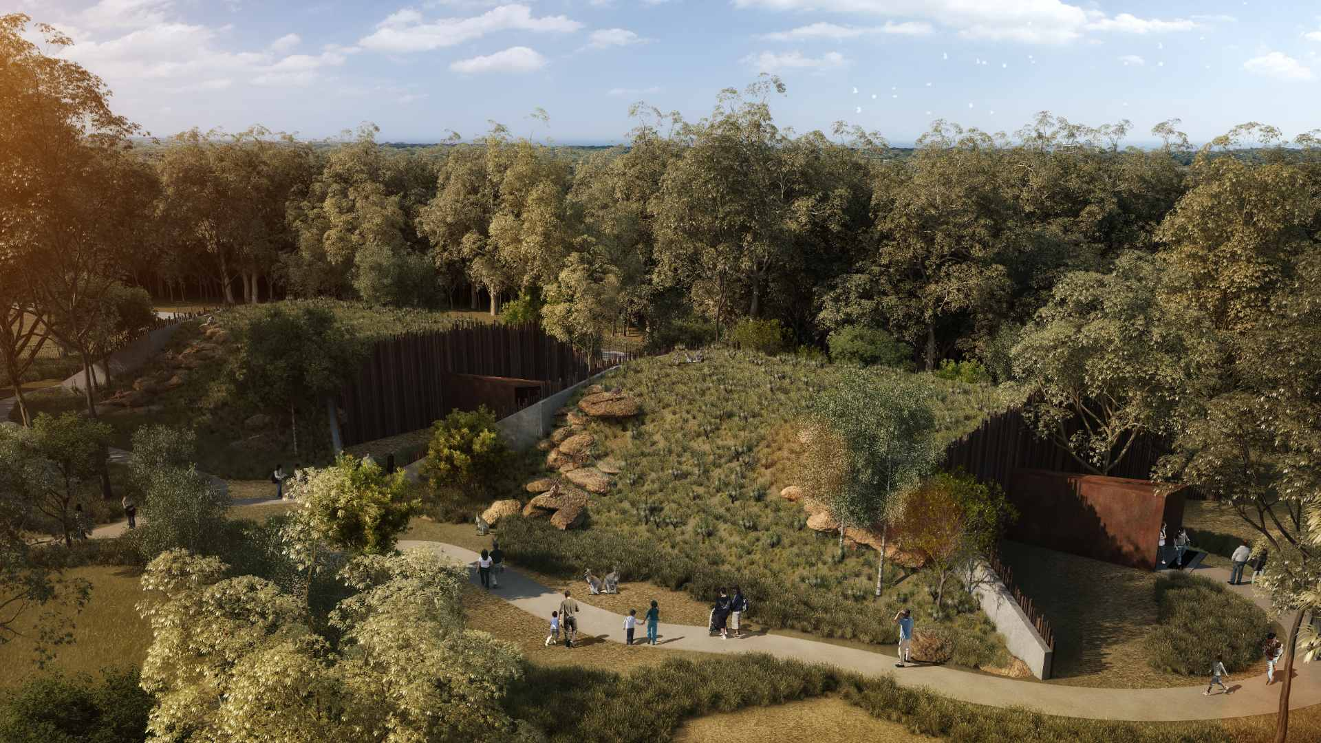 The New Sydney Zoo Will Be Home to Australia's Largest Reptile and Nocturnal Animal House