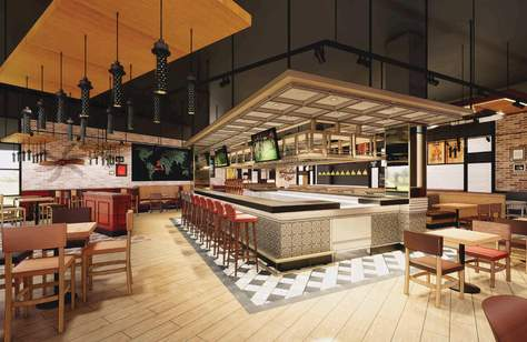 TGI Fridays Will Open Its First Queensland Outpost Next Month