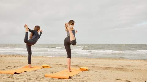 Beachside Yoga & Brunch