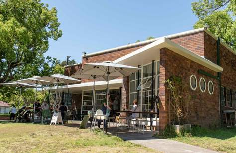 Outfield Is Ashfield's Parkside Cafe with a Picnic-Appropriate Menu and A-Plus Coffee