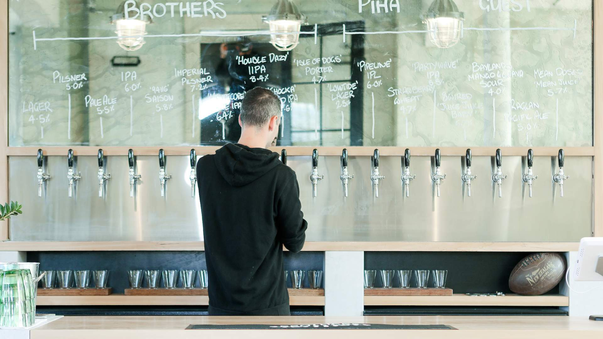 Brothers Beer Onehunga
