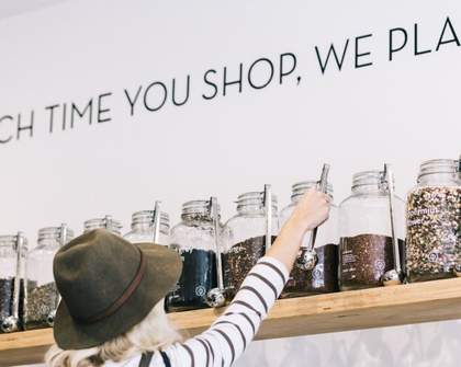 Fill Jars, Not Bags at Wellington's New Wholefoods Grocery Store