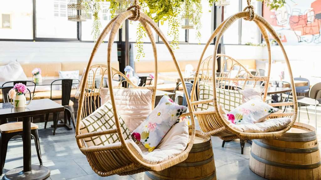 Archie Rose Summer Cocktail Garden
