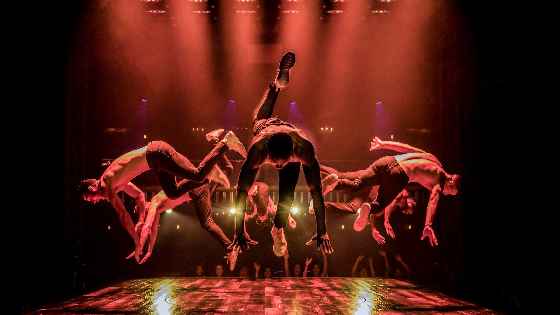 The 'Magic Mike Live' Stage Show Is Still Coming to Australia So You Can Relive the Movie IRL