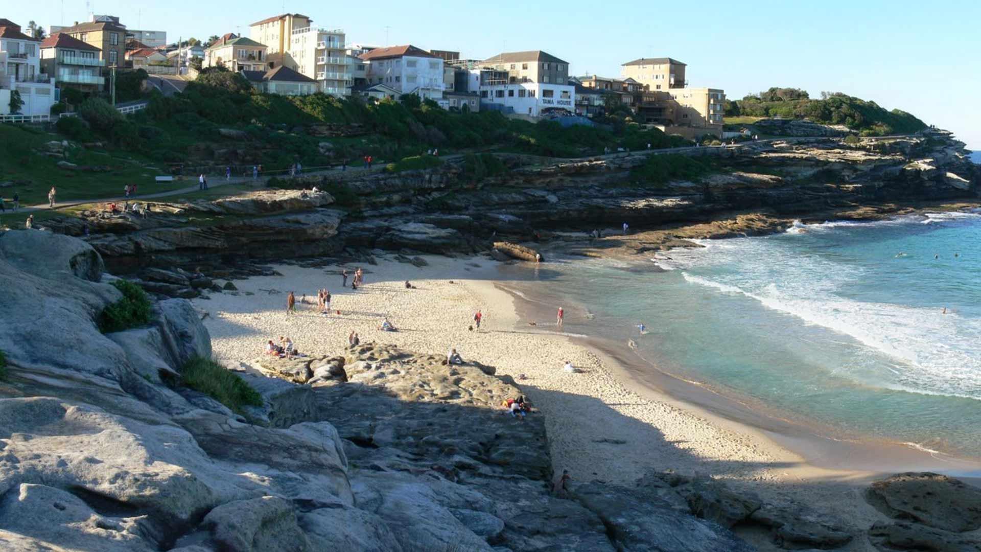 Sydney's Disappearing MacKenzies Bay Beach Has Made a Triumphant Return