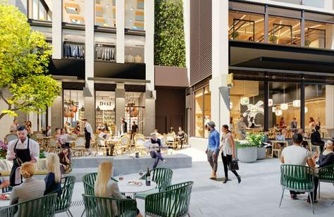 Quay Quarter Lanes Will Turn This Circular Quay Block Into a New Food Precinct