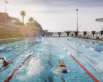 City of Sydney Swimming Pool Open Day 2019