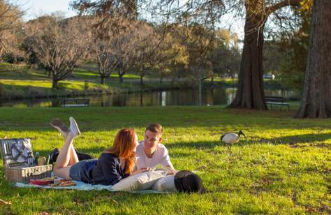 NSW Health Has Confirmed That Sitting Down to Eat Outdoors Is Permitted During Sydney's Lockdown