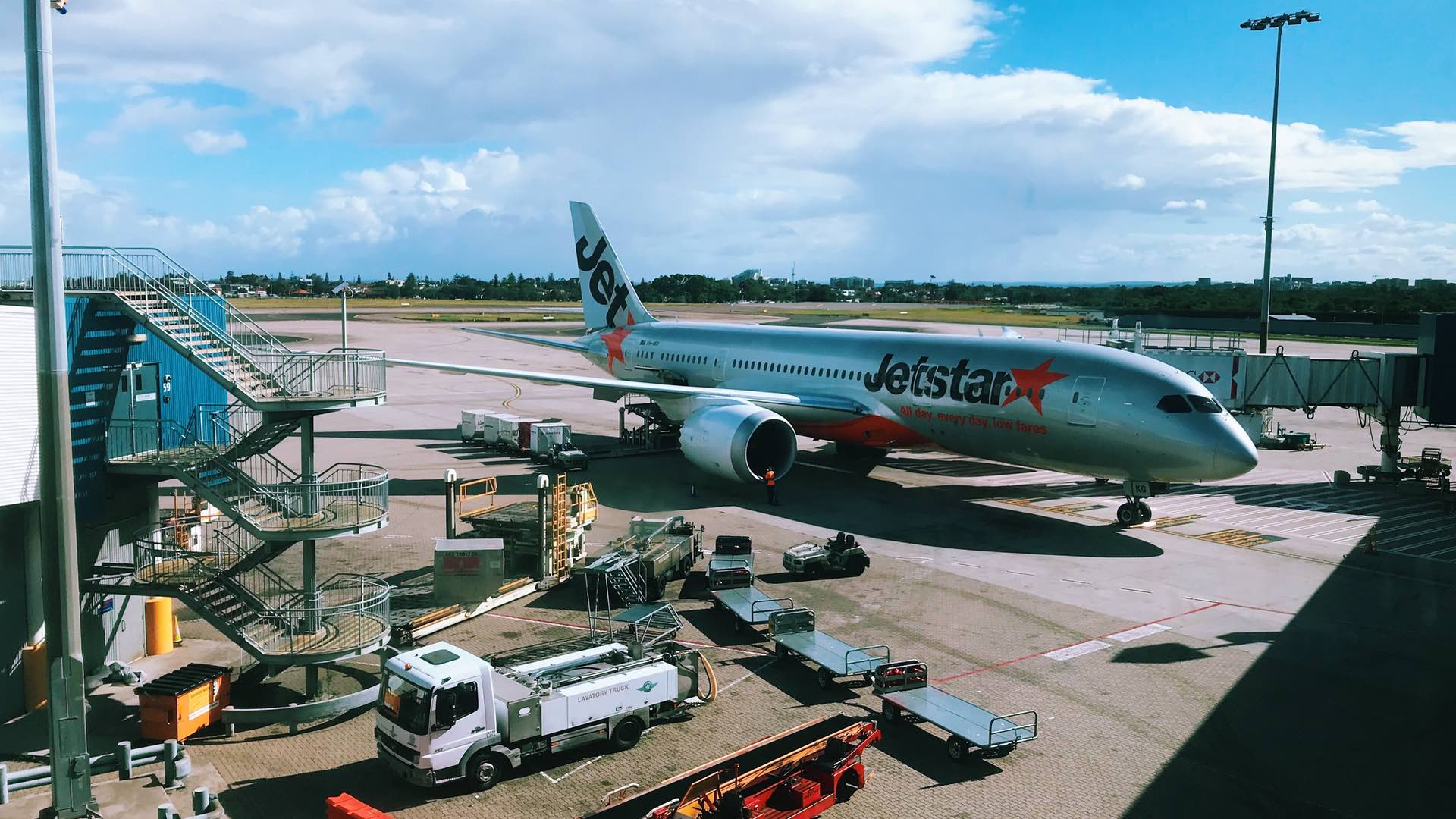 Australia's Airways Could Be Affected by an Industrial Strike Over the Christmas Holidays