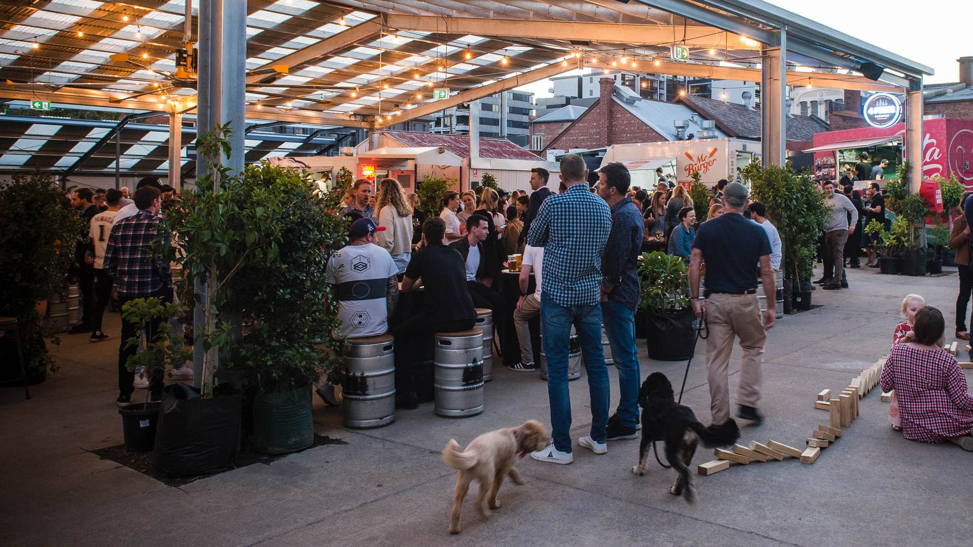 Melbourne's Best Dog-Friendly Bars, Cafes and Restaurants