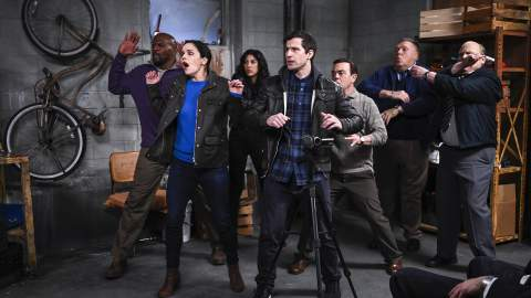 'Brooklyn Nine-Nine' Has Just Dropped an 80s-Style Trailer for Its Cool Cool Cool Seventh Season