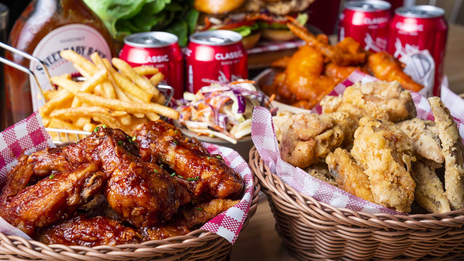 Chook Wings and Beer Is Brisbane's New All-You-Can-Eat Chicken Joint