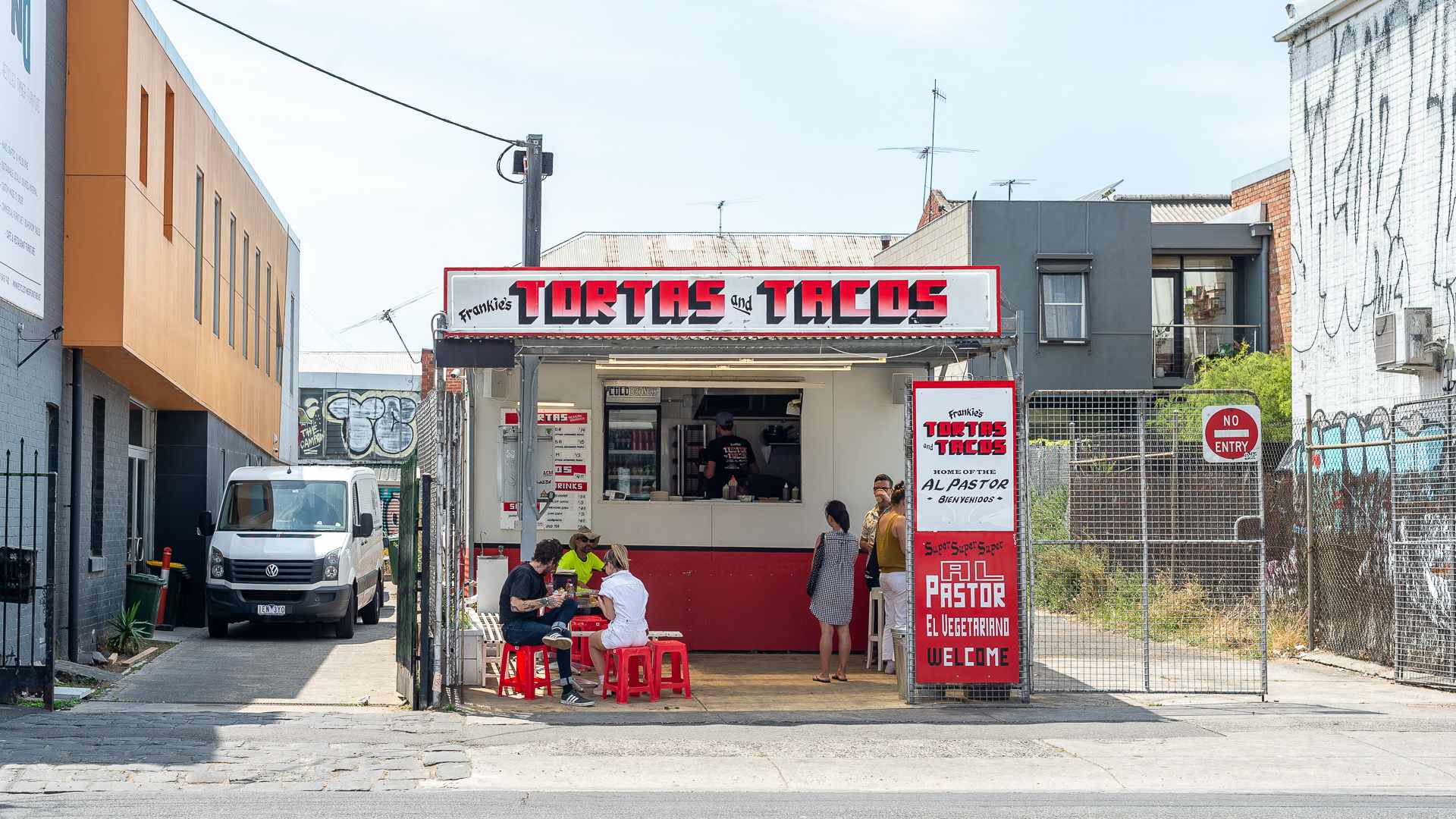 Frankie's Tortas and Tacos
