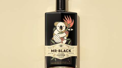 All Proceeds From This Adorable Limited-Edition Mr Black Coffee Liqueur Will Be Donated to Bushfire Relief