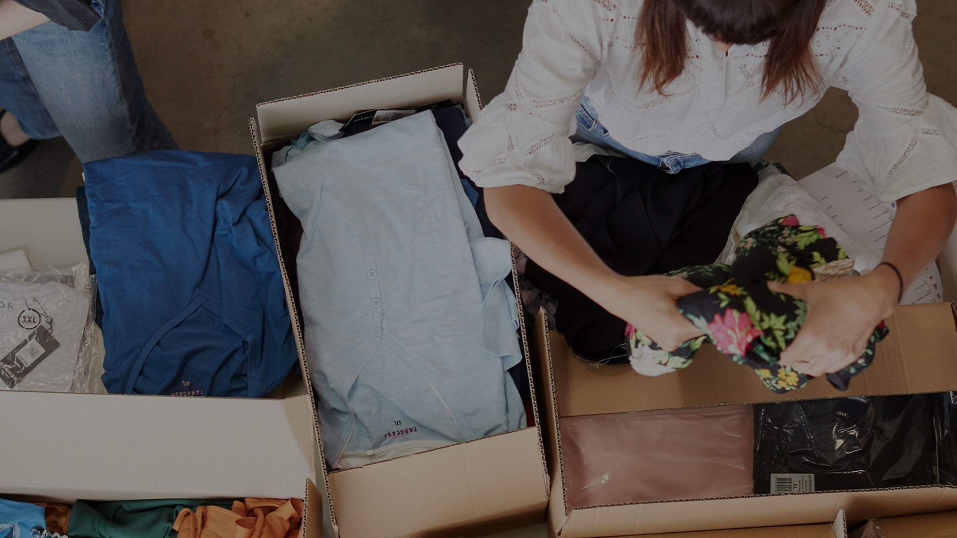 You Can Now Post Your Pre-Loved Clothes to Charity for Free Via The Iconic
