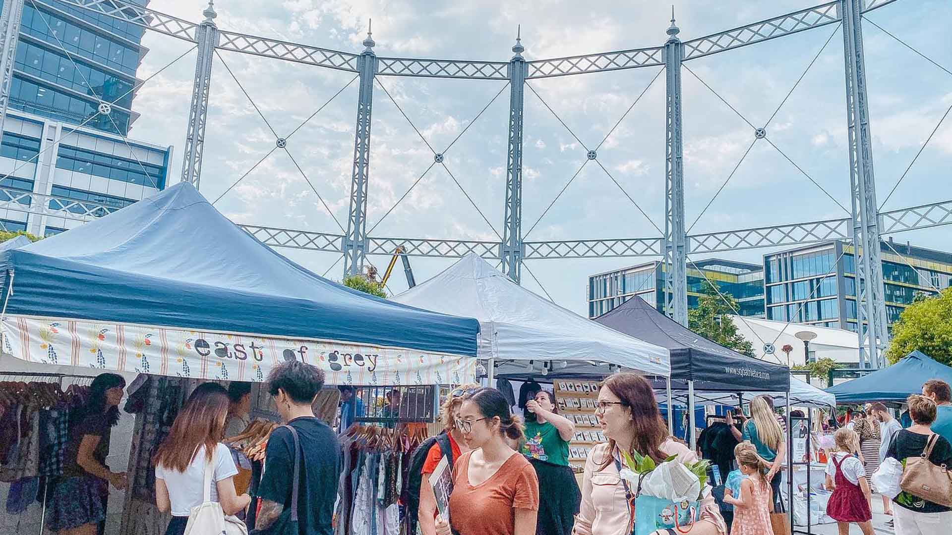 Gasworks Markets