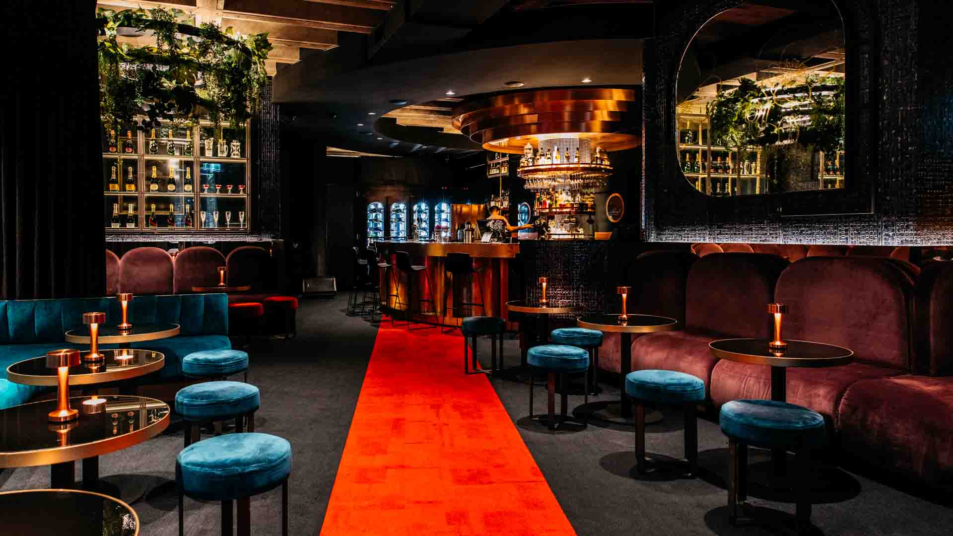 Kiss Kiss Bang Bang Is the New CBD Speakeasy from the Team Behind Mjolner and Eau de Vie