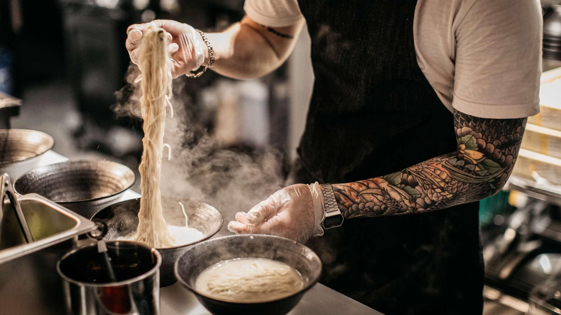 Sydney's Super-Popular RaRa Ramen Is Now Serving Up Its Brothy Bowls in Burleigh Heads