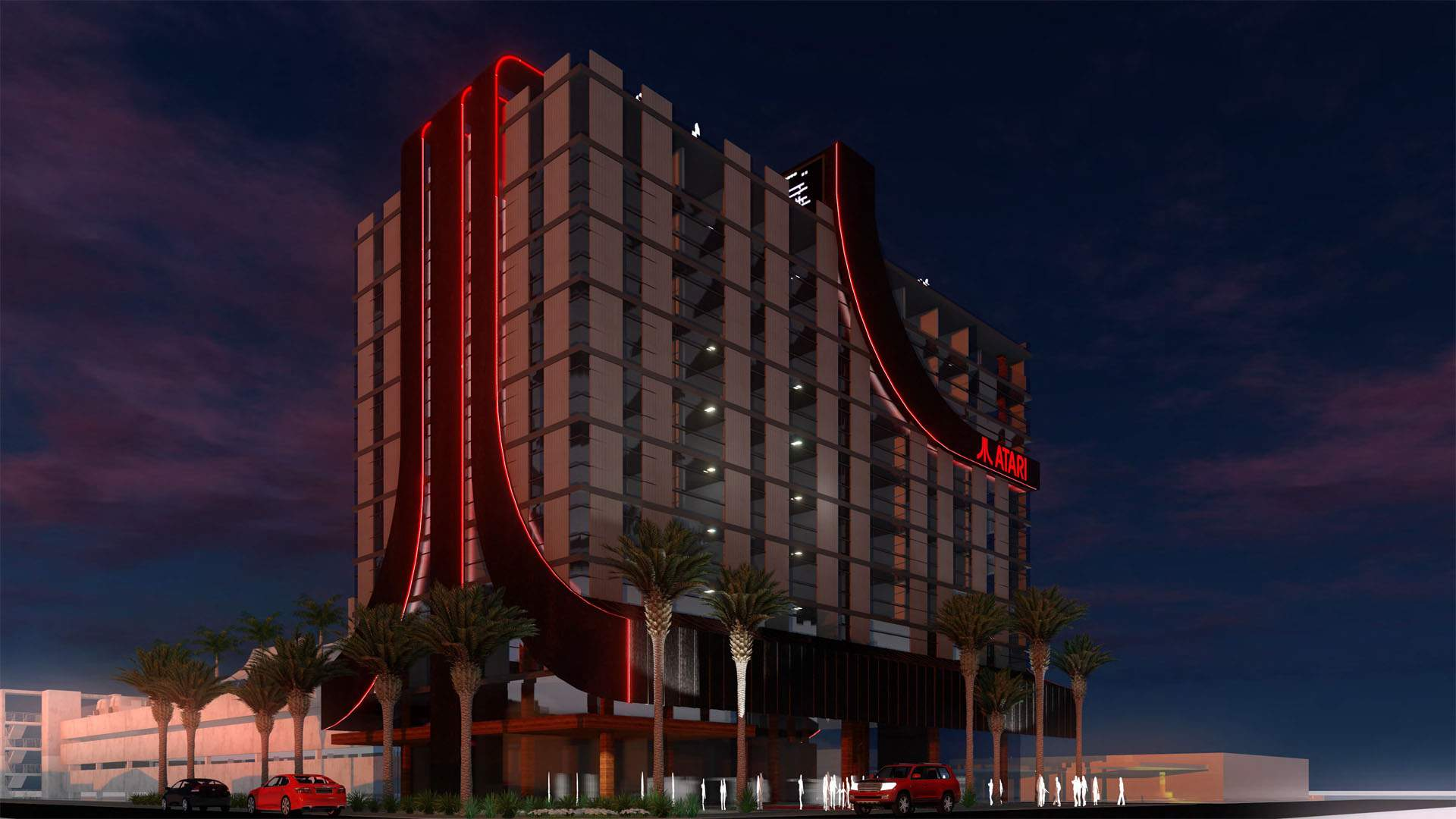 Atari Is Opening Its Own Chain of Video Game-Themed Hotels