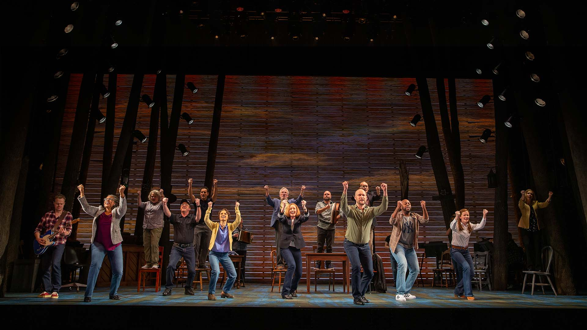 Hit Tony Award-Winning Musical 'Come From Away' Is Coming to Sydney