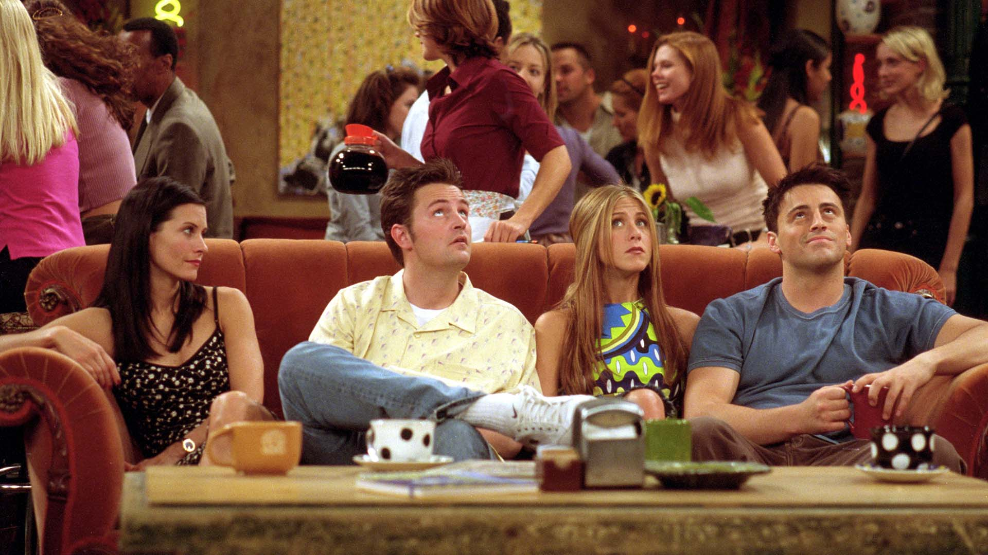 This 'Friends'-Themed Brunch Will Be There for You with Bottomless Booze and a Big-Screen Viewing Party