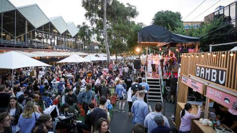 Port Phillip Mussel & Jazz Festival 2020
