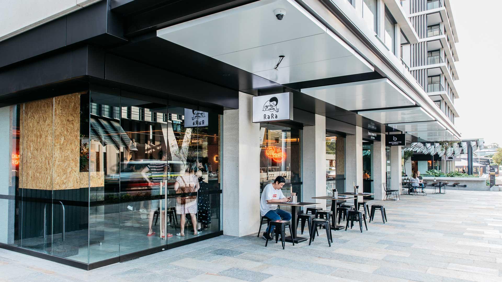Redfern's Super-Popular Ramen Bar RaRa Has Opened a Second Outpost in Randwick