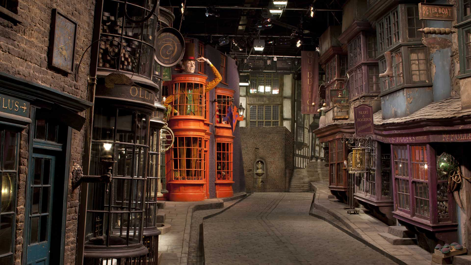Japan's New 'Making of Harry Potter' Theme Park Will Open in 2023