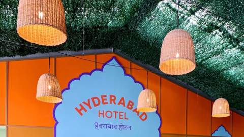 Hyderabad Hotel Is a New Pop-Up Bar From Garage Project and Satya Chai Lounge
