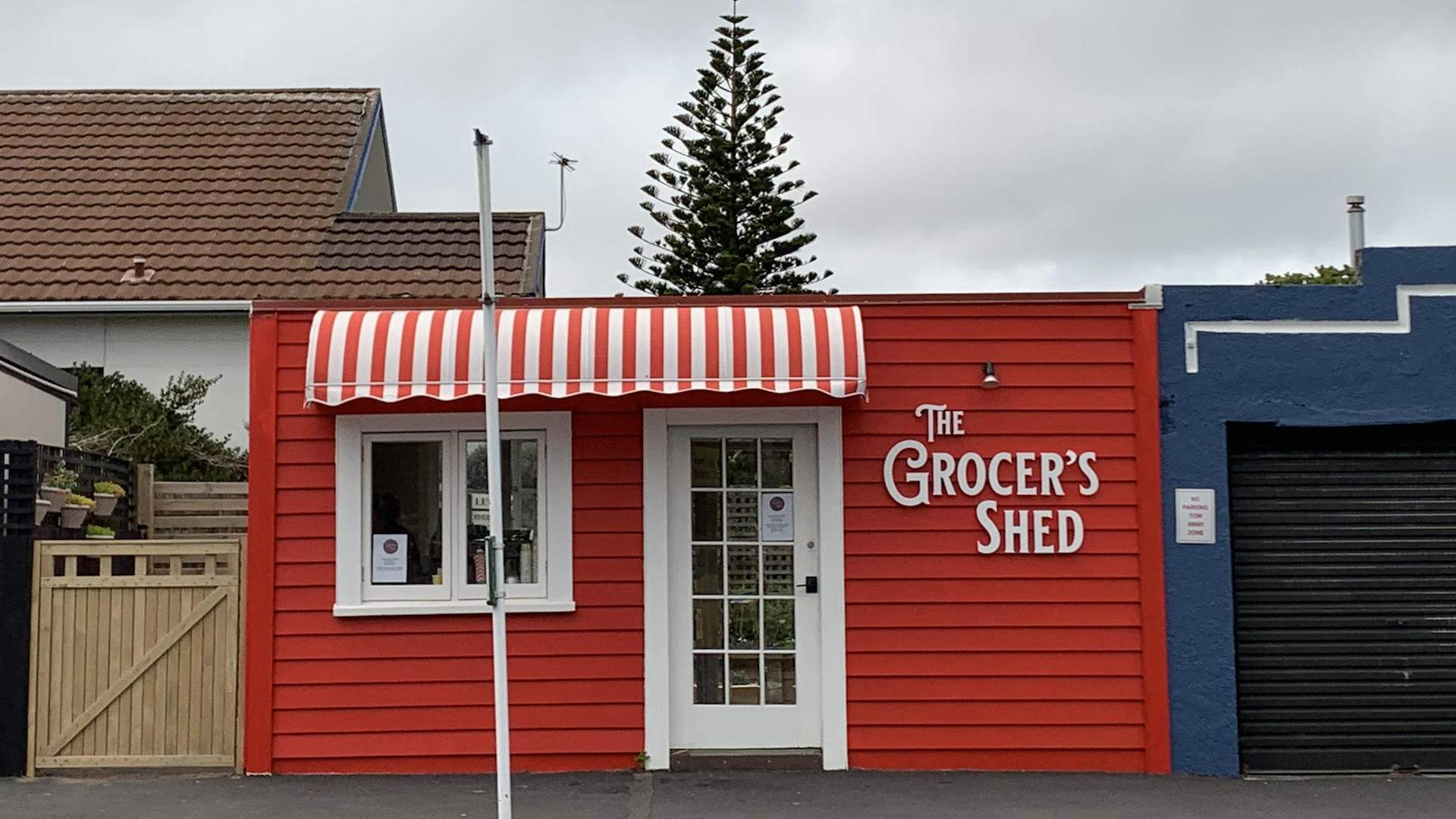 The Grocer's Shed