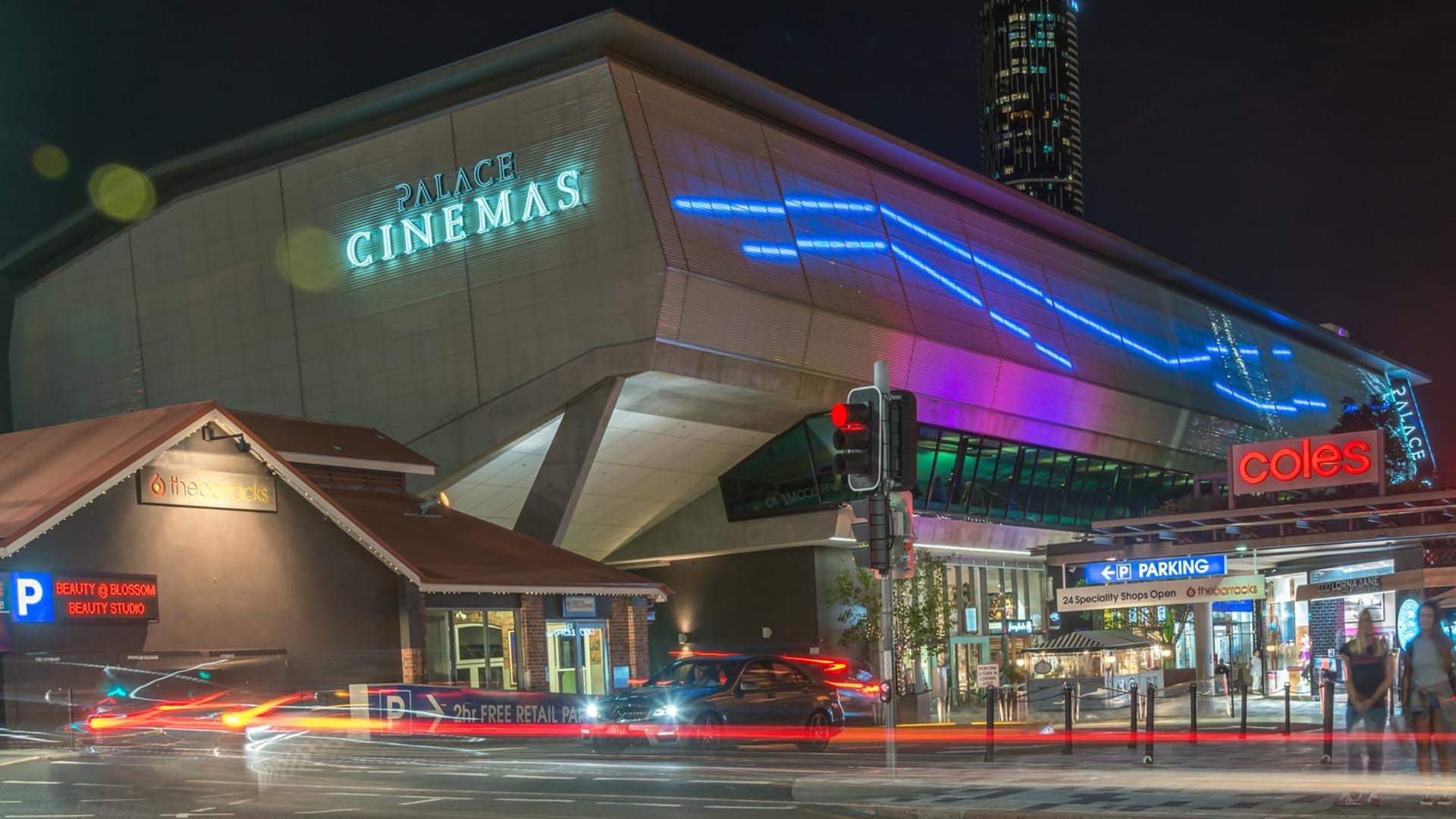 We've Giving Away Five Double Passes to the Cinema for Your Next Date Night