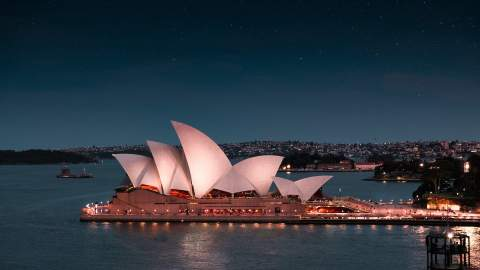The Sydney Opera House Has Unveiled a Massive Free Digital Program of Concerts, Talks and Podcasts