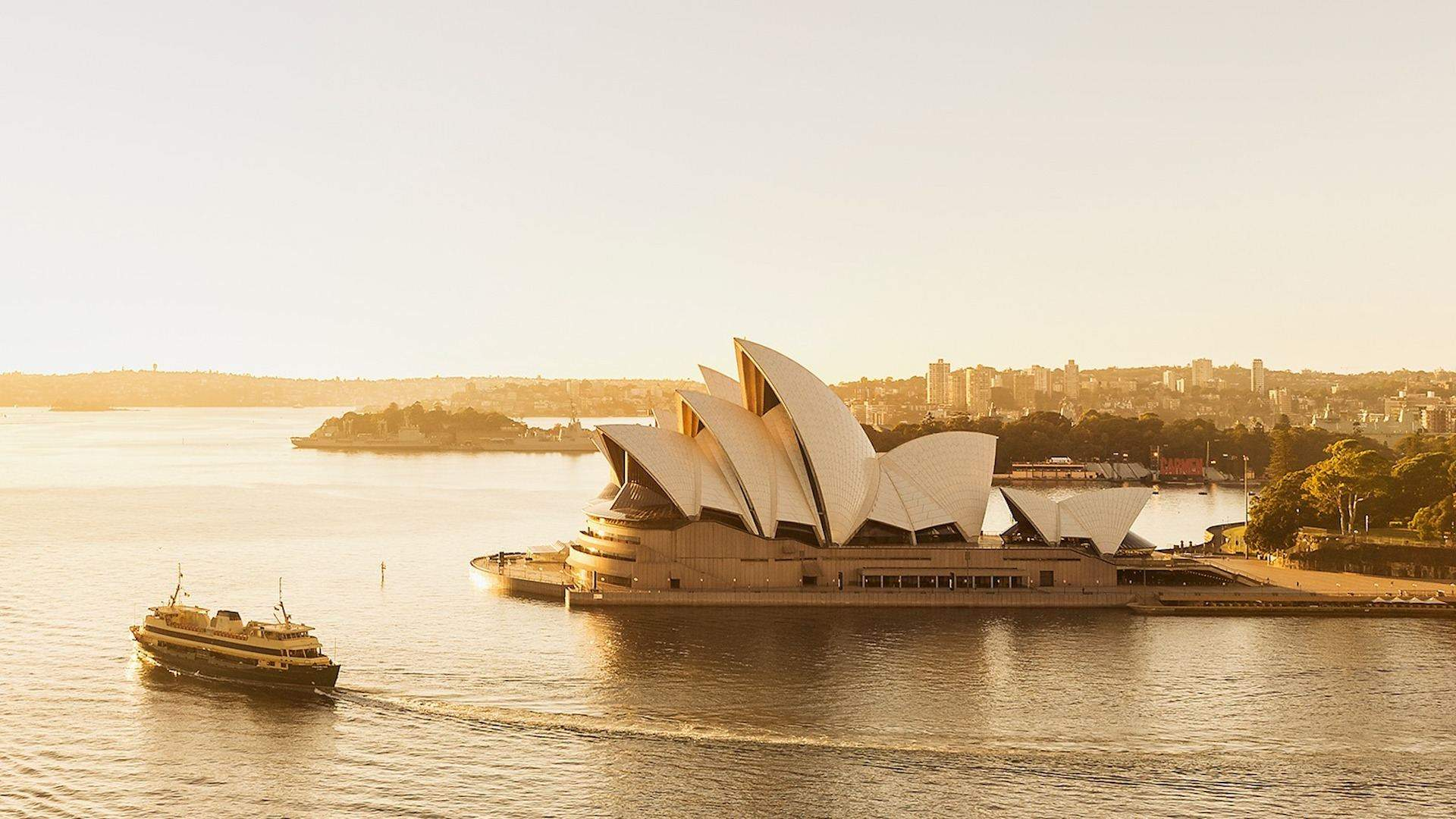 Nine of the Most Memorable Events to Hit the Sydney Opera House Over the Past Five Years