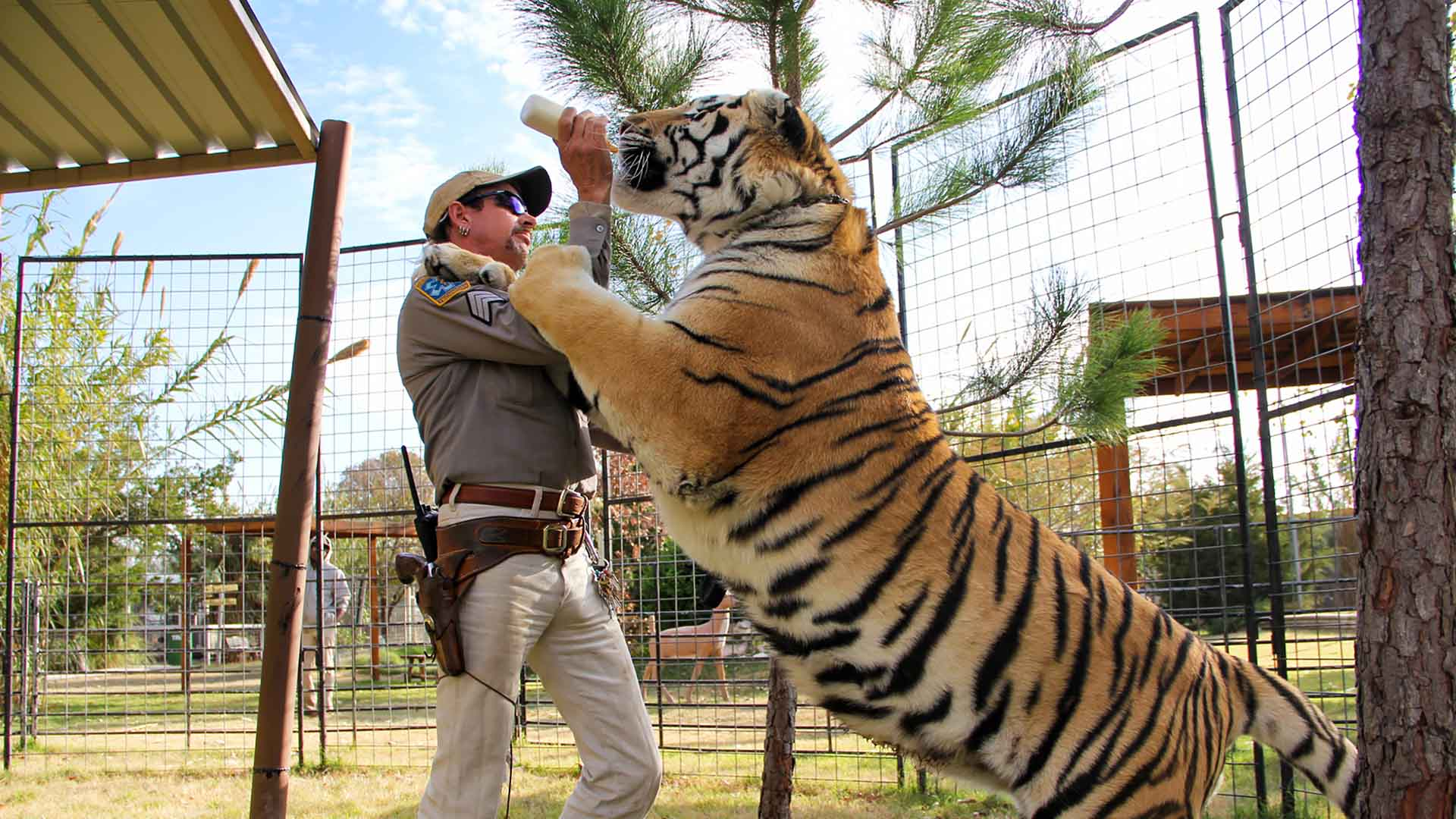 A New 'Tiger King' Special Is Hitting Netflix Today