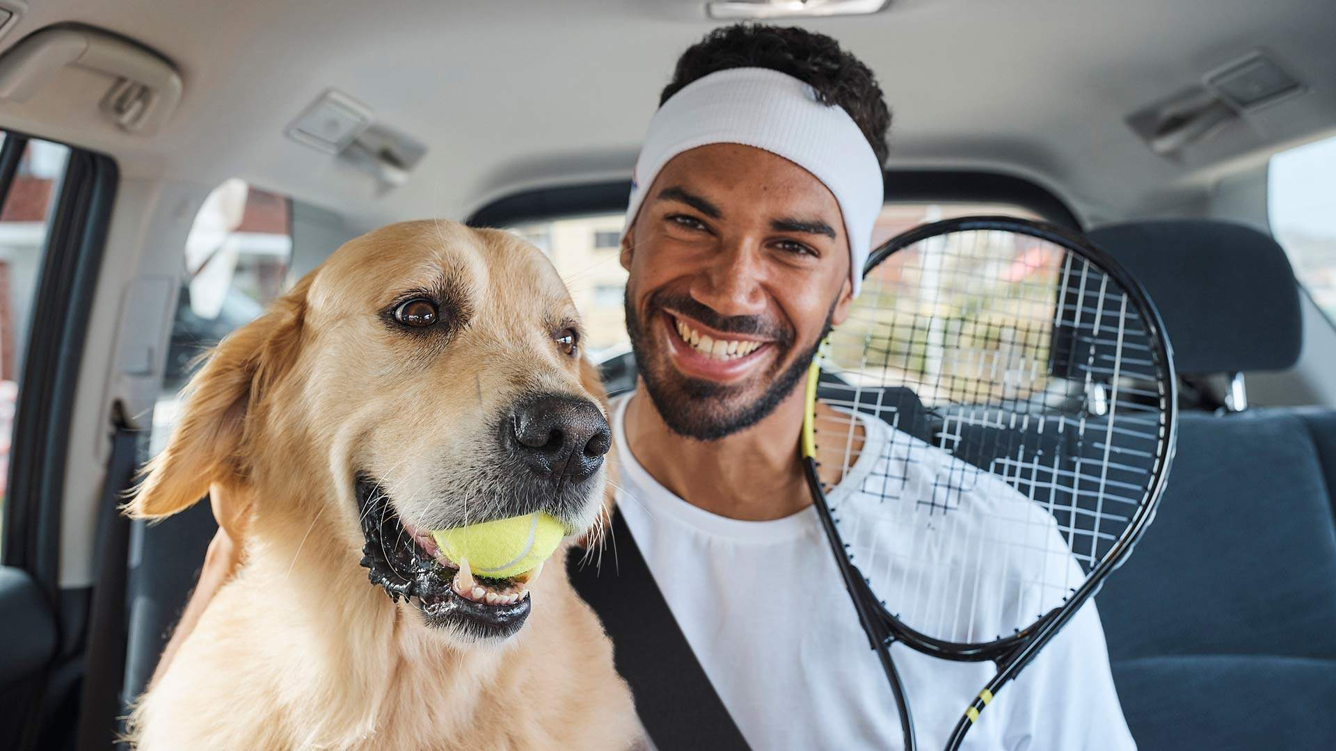 Uber Is Launching a Pet-Friendly Option in Australia So You Can Finally Take Fido for a Ride