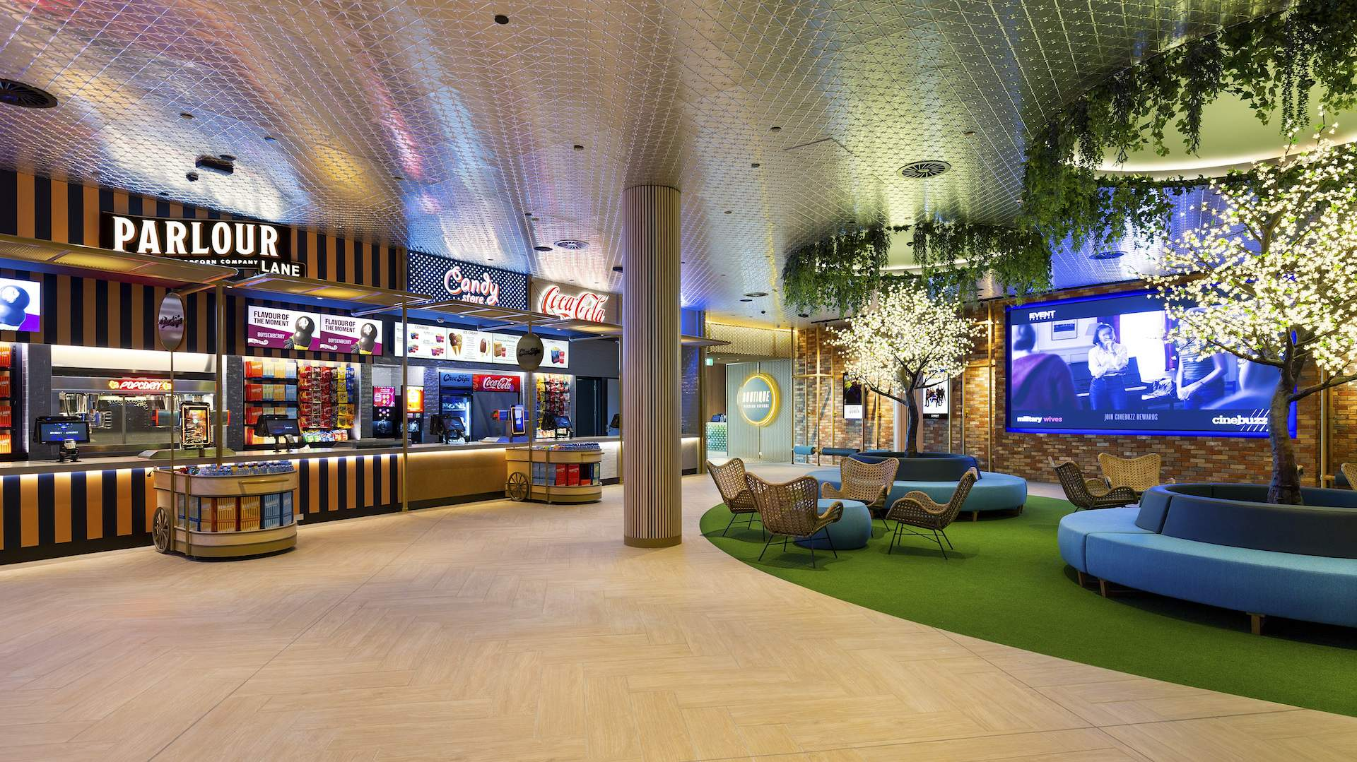 Event Cinemas Has Opened A Boutique Multiplex In Newmarket Concrete Playground Concrete Playground Auckland