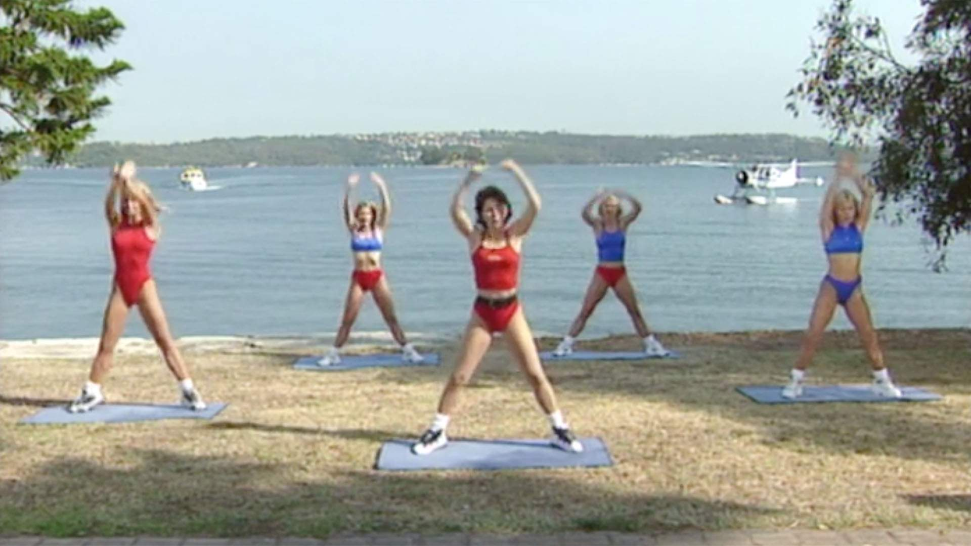 You Can Now Stream Old Episodes of 'Aerobics Oz Style' to Get Your Retro Fitness Fix