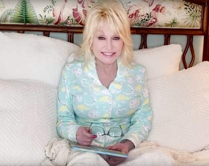 Goodnight with Dolly
