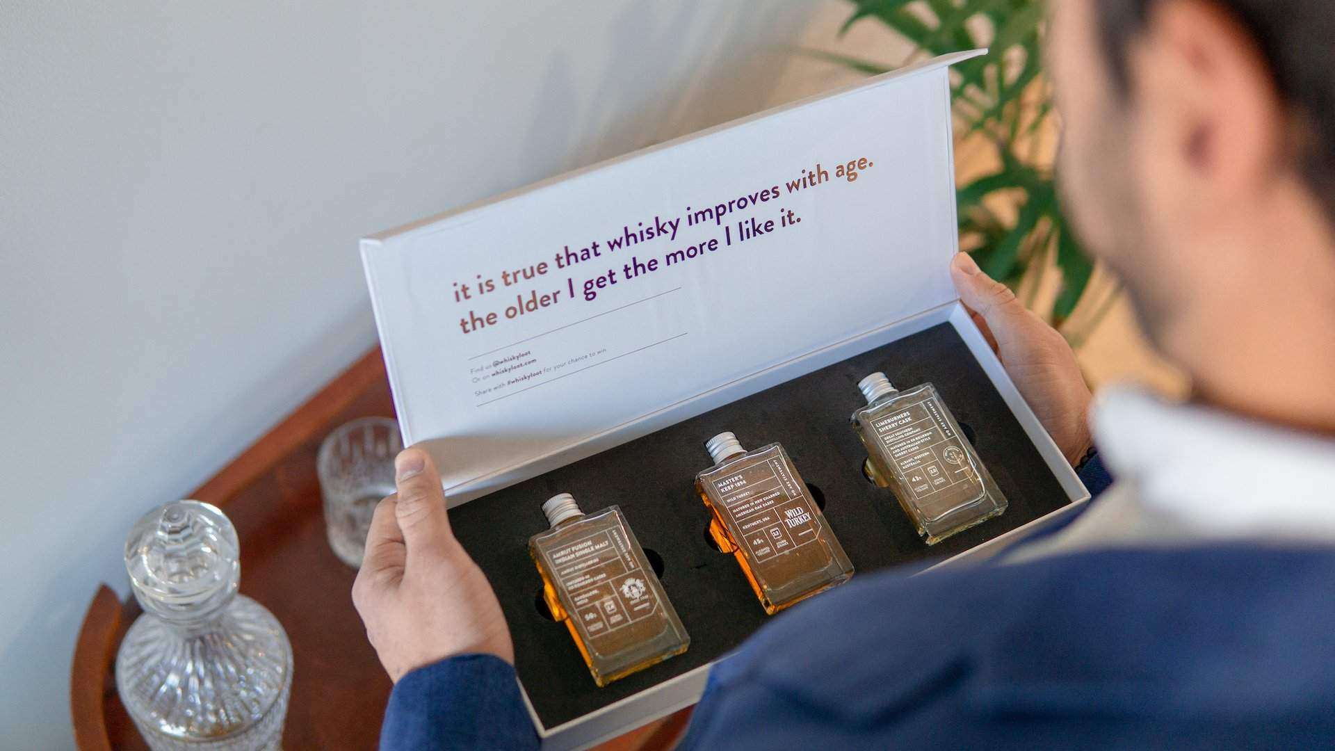 Whisky Loot Is the Boozy Subscription Service Bringing the Bar to You Every Month