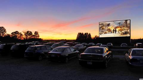 Drive-In Cinemas in Sydney, Melbourne and Brisbane Are Reopening
