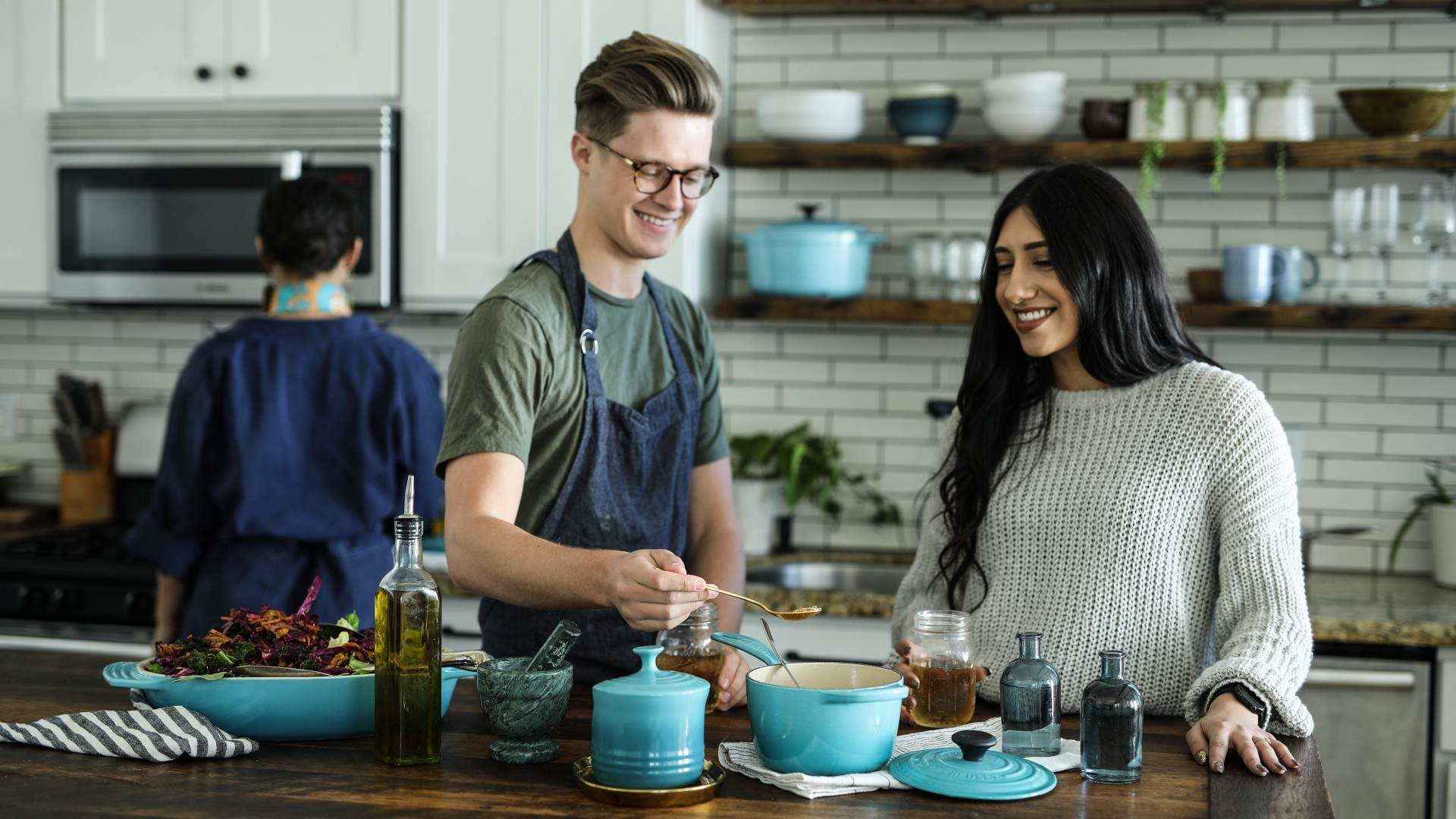 Six Quarantine Cooking Projects That Aren't Baking Sourdough